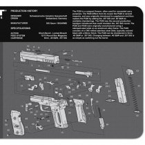 TekMat Cleaning & Repair Mat - SIG P229