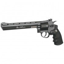 ASG Dan Wesson 8 Inch Revolver Black Co2 4.5mm BB
