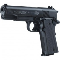 Colt Government 1911 A1 Black Co2 4.5mm Pellet 1