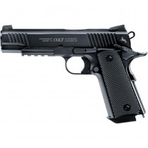 Colt M45 CQBP Black Co2 4.5mm BB