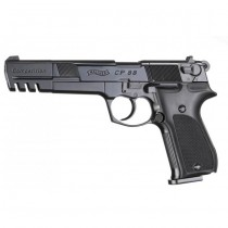 Walther CP88 Competition Black Co2 4.5mm Pellet