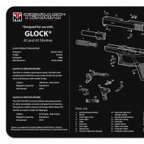 TekMat Cleaning & Repair Mat - Glock 42