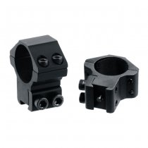 Leapers 25.4mm Airgun Mount Ring Medium