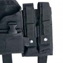 ASG Adjustable SMG Thigh Holster & Mag Pouches 2